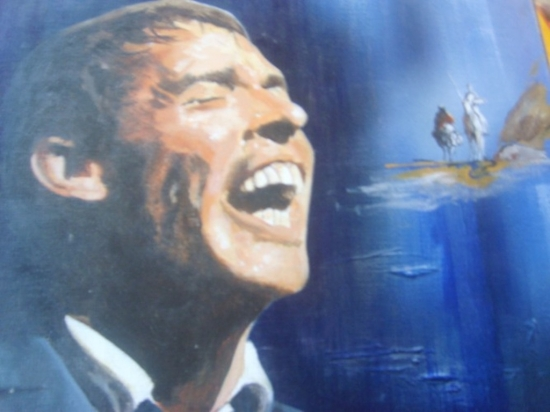 Jacques Brel by joie